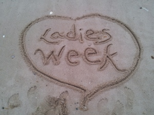 Ladies Week in the Sand 2013