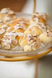 Swedish Cardamom Butterhorns
