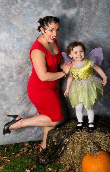 Halloween Betty Boop and Fairy