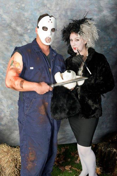 halloween cruella and killer