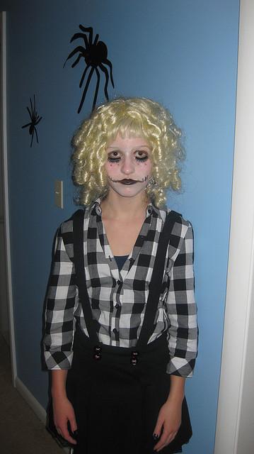 halloween julia