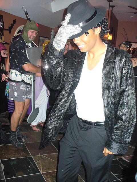 halloween michael jackson