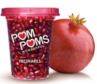 Pom Poms ready-to-eat Pomegranate Seeds by Wonderful