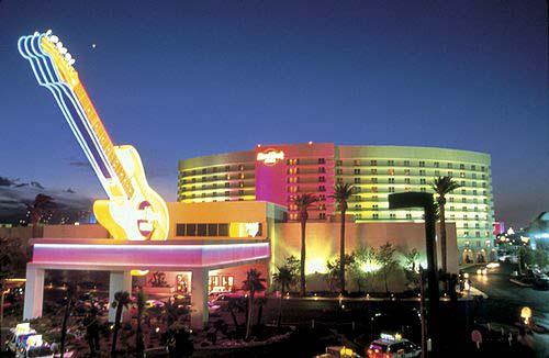 The Hard Rock Hotel Las Vegas