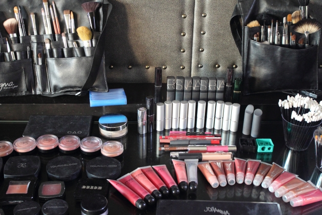 ccg lots of make up