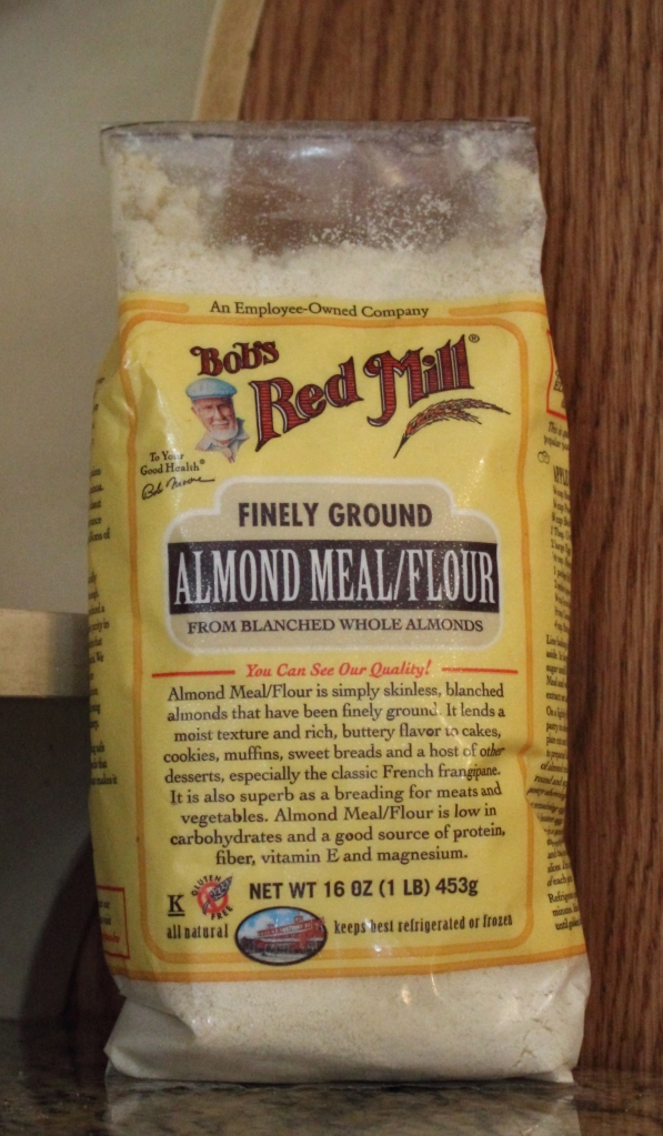 Almond Meal Bag