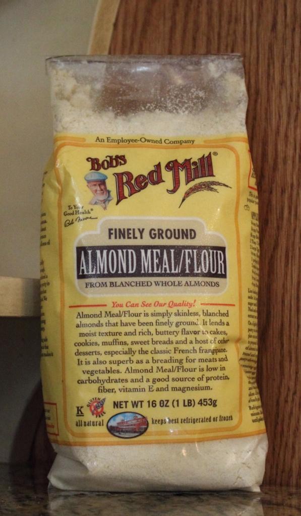 Almond Meal Bag