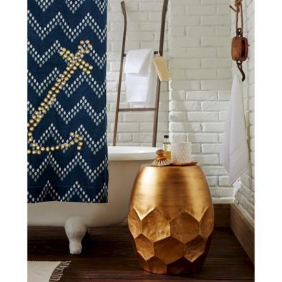 honeycomb table target - bath