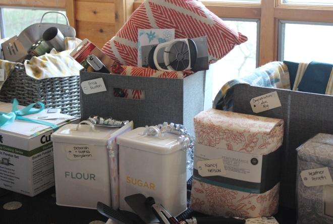Shower Gifts Flour Sugar