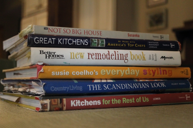 Stack of Design Books 040514