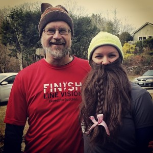 Britt and Phil Race